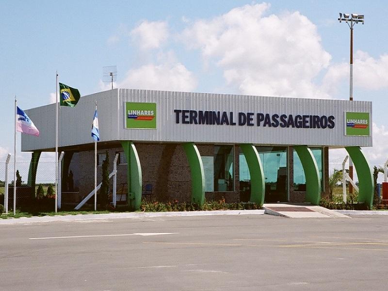 Aeroporto de Linhares é mantido no cronograma do Governo Federal2
