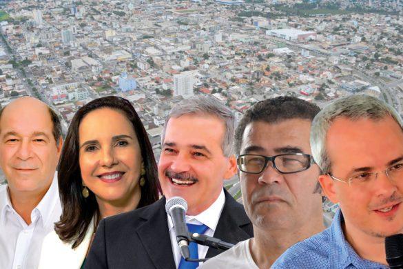 Patrimônio de candidatos à prefeitura de Linhares